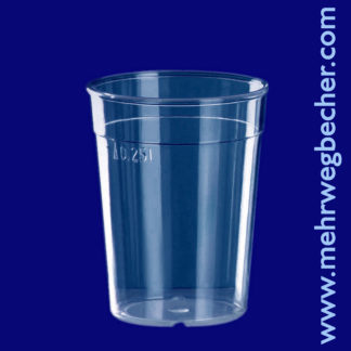 9017--reusable-cup-0,25l-pc-clear-plastic