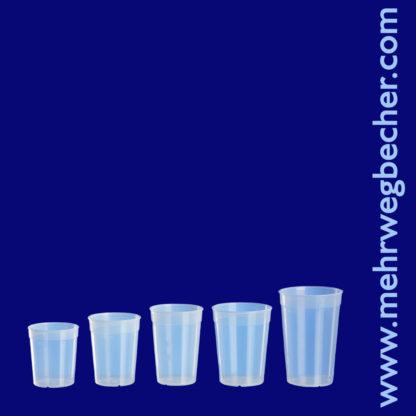 9025--reusable-cup-0,2l-pp-transparent-plastic-set