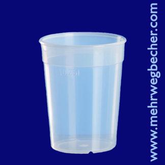 9027--reusable-cup-0,25l-pp-transparent-plastic