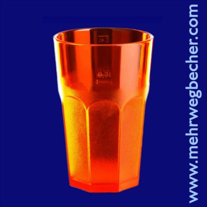 9044-5-caipirinha-glass-0,3l-san-partially-frosted-orange-1